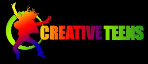 teenager,creative teens,logo